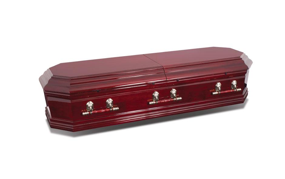 melbourne funeral coffin balmoral