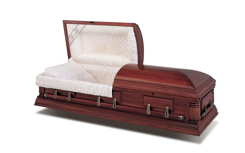funeral casket euro hartfield