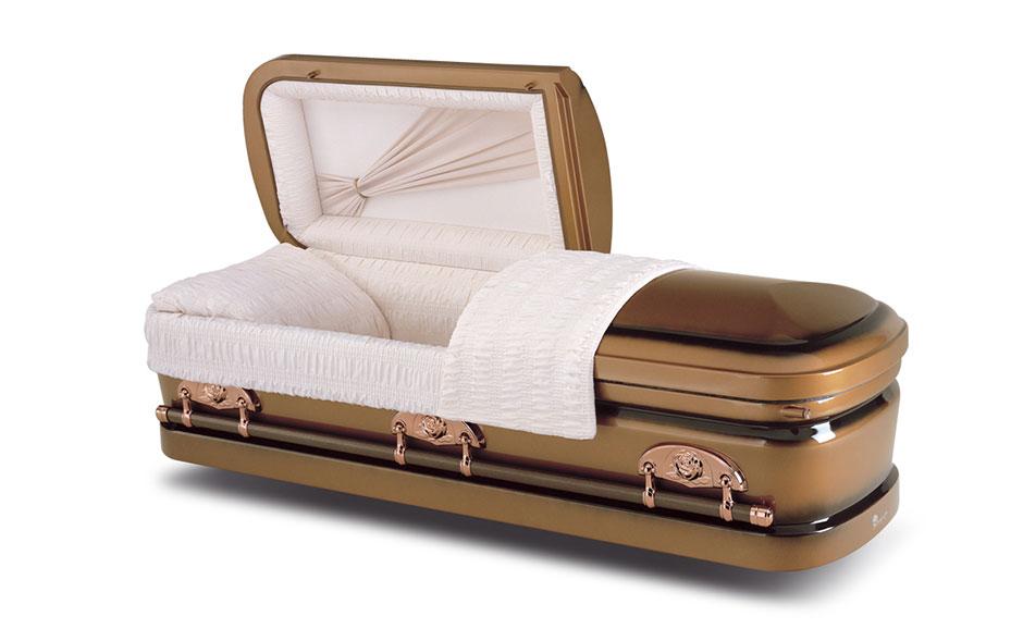 funeral casket sierra